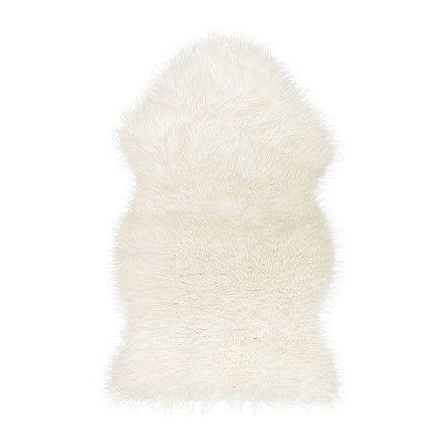 12.99€ IKEA - TEJN, Peau de mouton synthétique