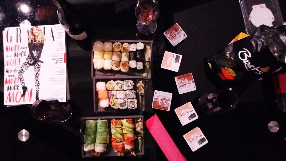 planet sushis caen