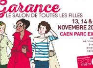 CONCOURS : Gagnez des places pour le salon Garance à Caen