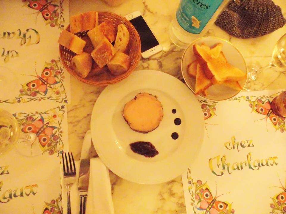 chez charlaux foie gras