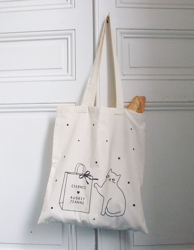totebag audrey jeanne ess9nce caen