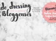 Vide dressing des blogueuses chez le barbier