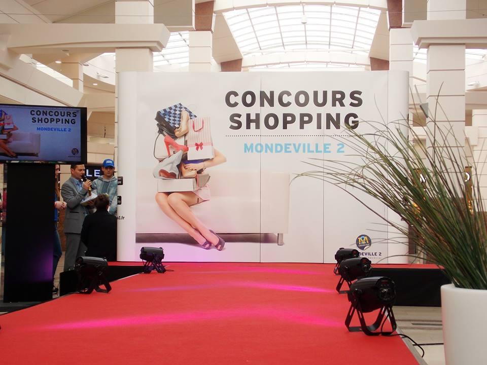 le concours shopping du centre commercial mondeville 2apr s la pluie le beau temps. Black Bedroom Furniture Sets. Home Design Ideas