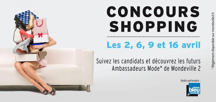 concours shopping centre commercial mondeville 2