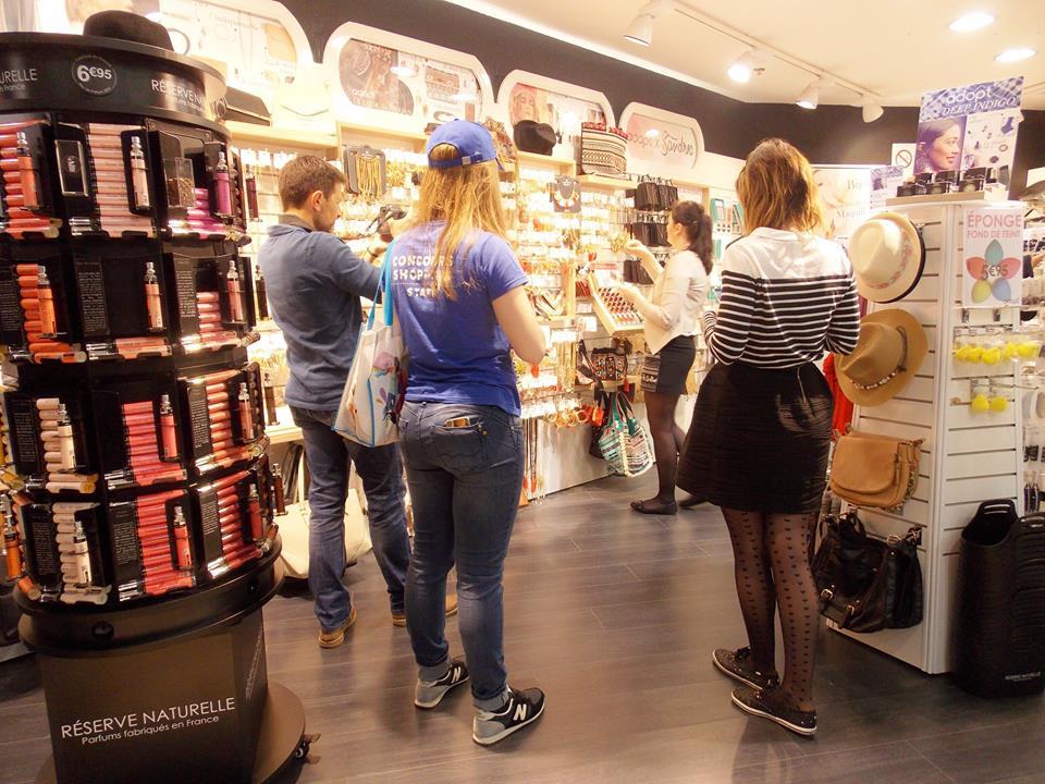 concours shopping mode mondeville 2