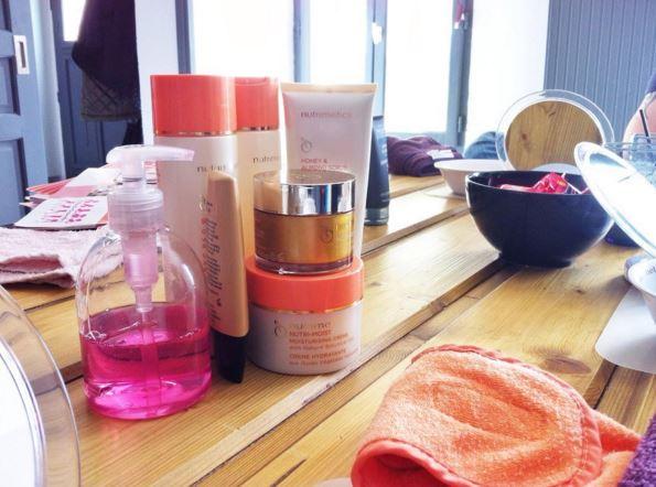 atelier beauté nutrimetics