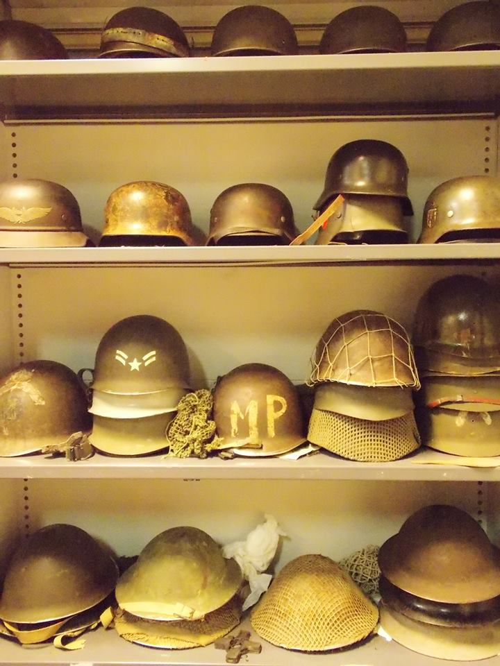 casques ww2