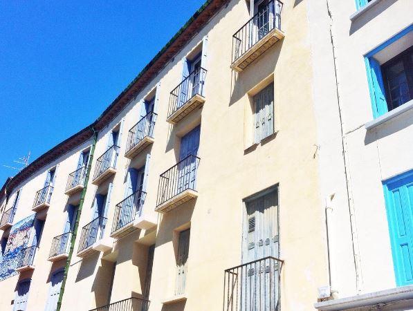 collioure facade