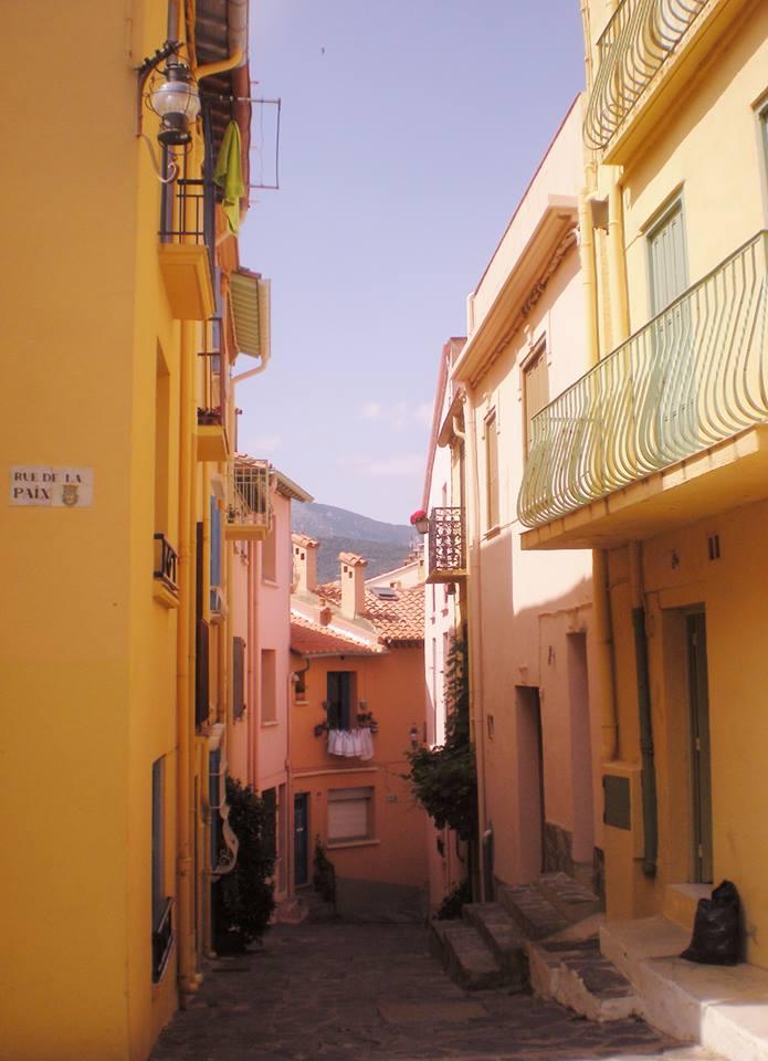 rue de collioure