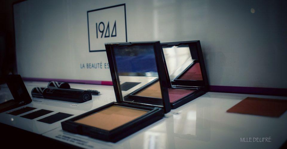 Assez Masterclass maquillage 1944 Paris - Après la pluie le beau  FT21