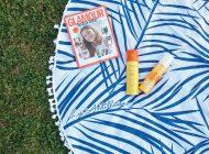 Birchbox Glamour : A l'ombre des palmiers