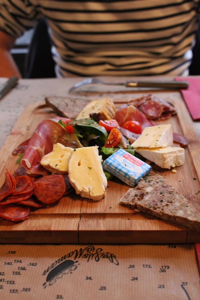 charcuterie fromage les fils a maman caen