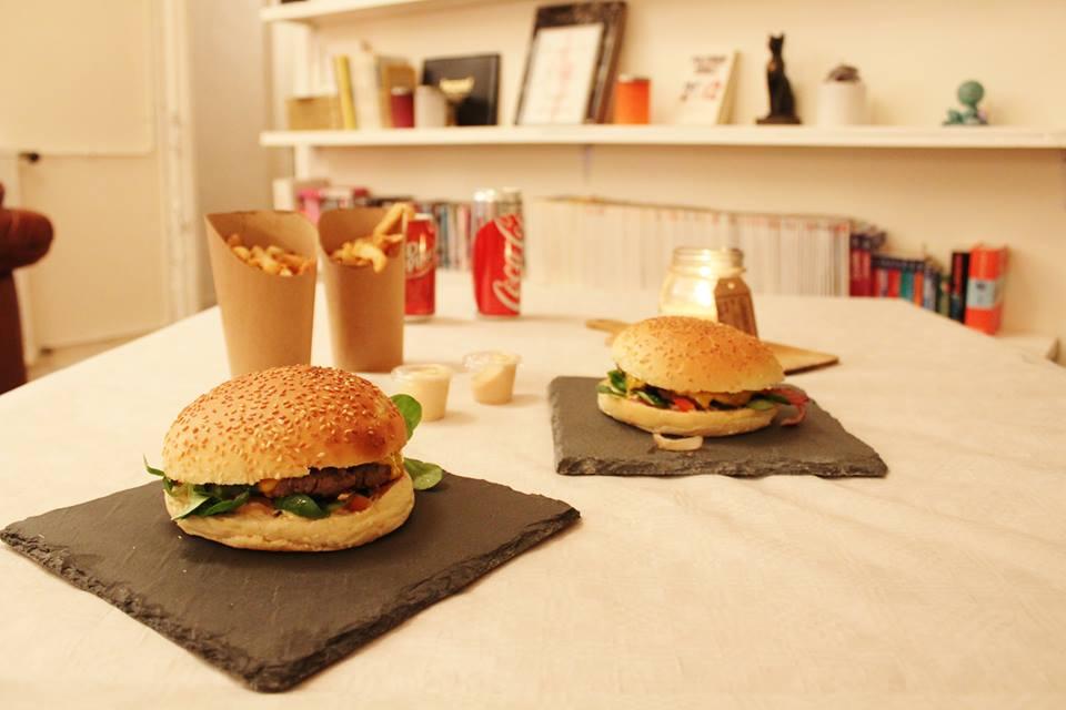 atelier du burger caen