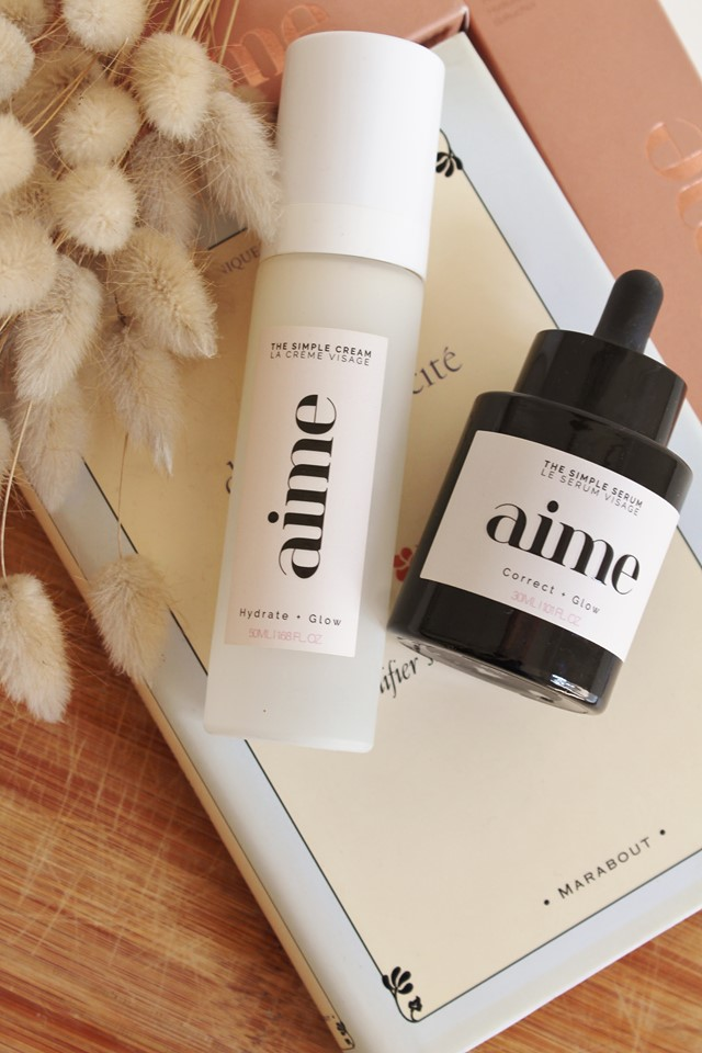 creme aime the simple skin