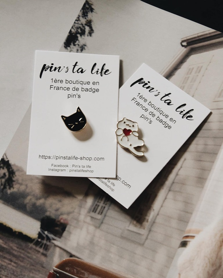 boutique pins