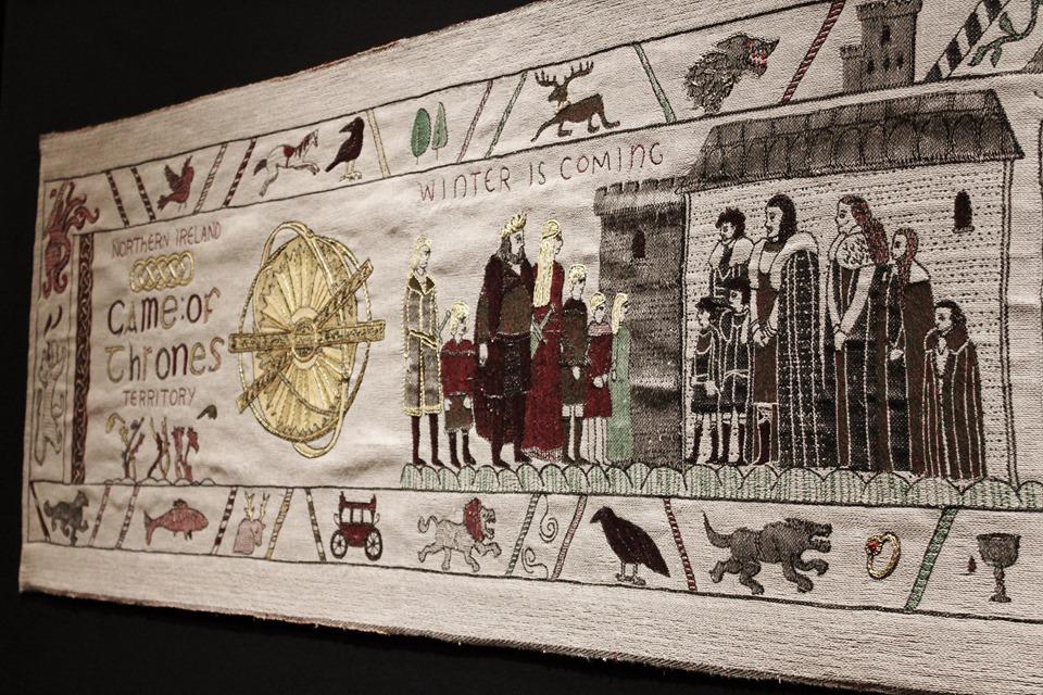 tapisserie game of thrones