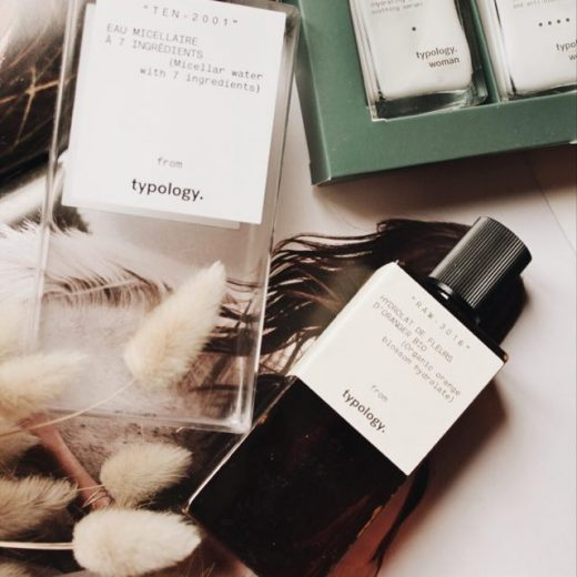 Typology cosmetique concours