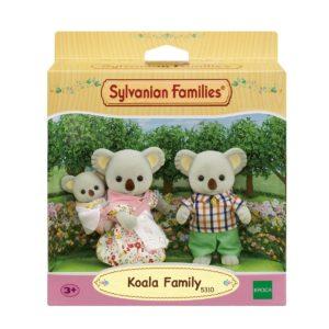 famille Sylvanians koala