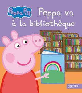livre peppa pig