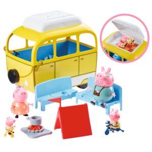 camping car peppa pig