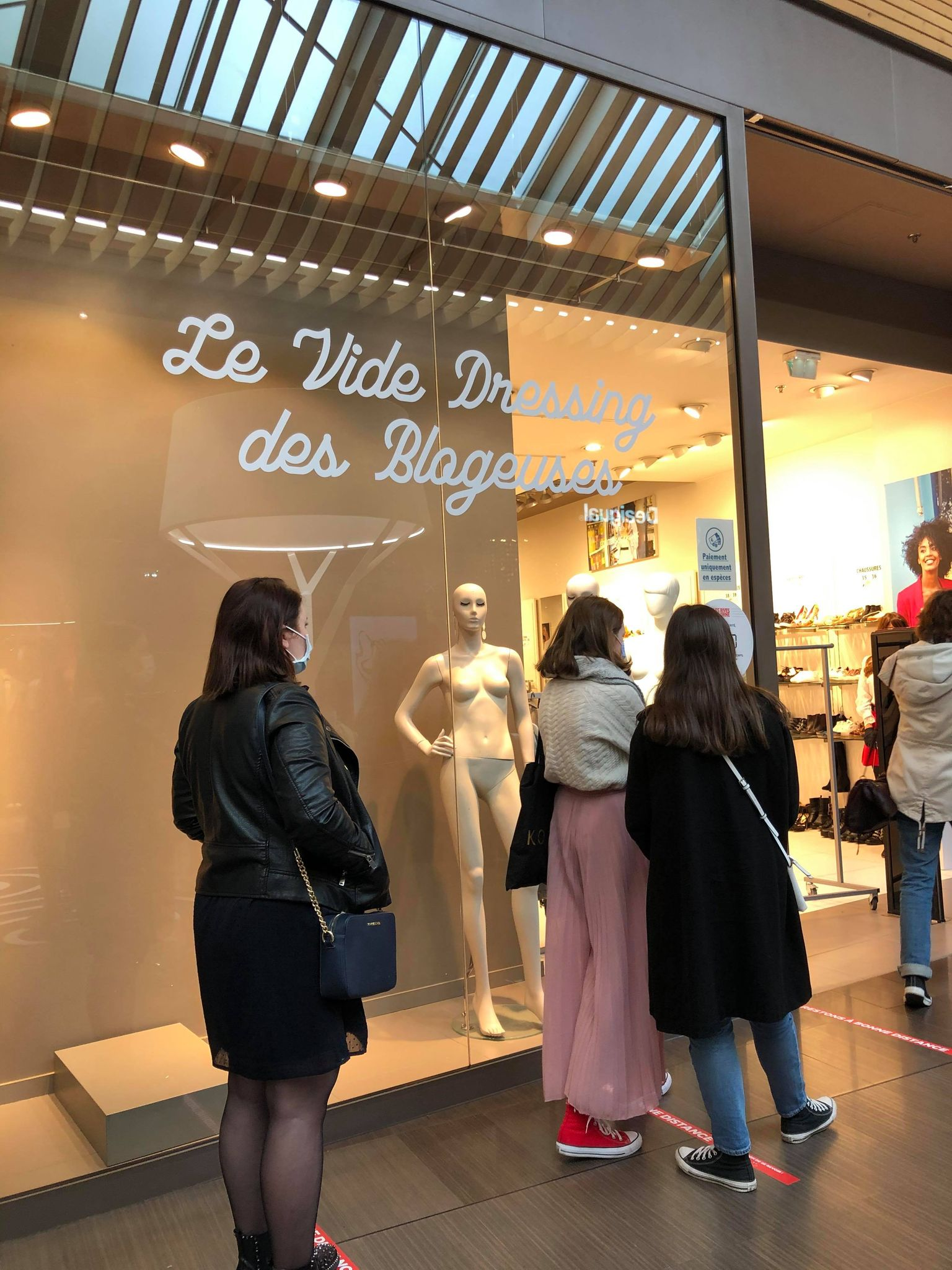 le vide dressing des blogeuses rives de l orne