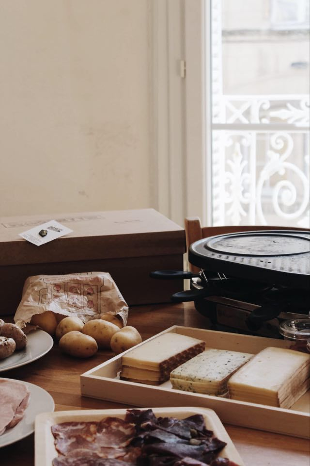 raclette fromagerie conquerant