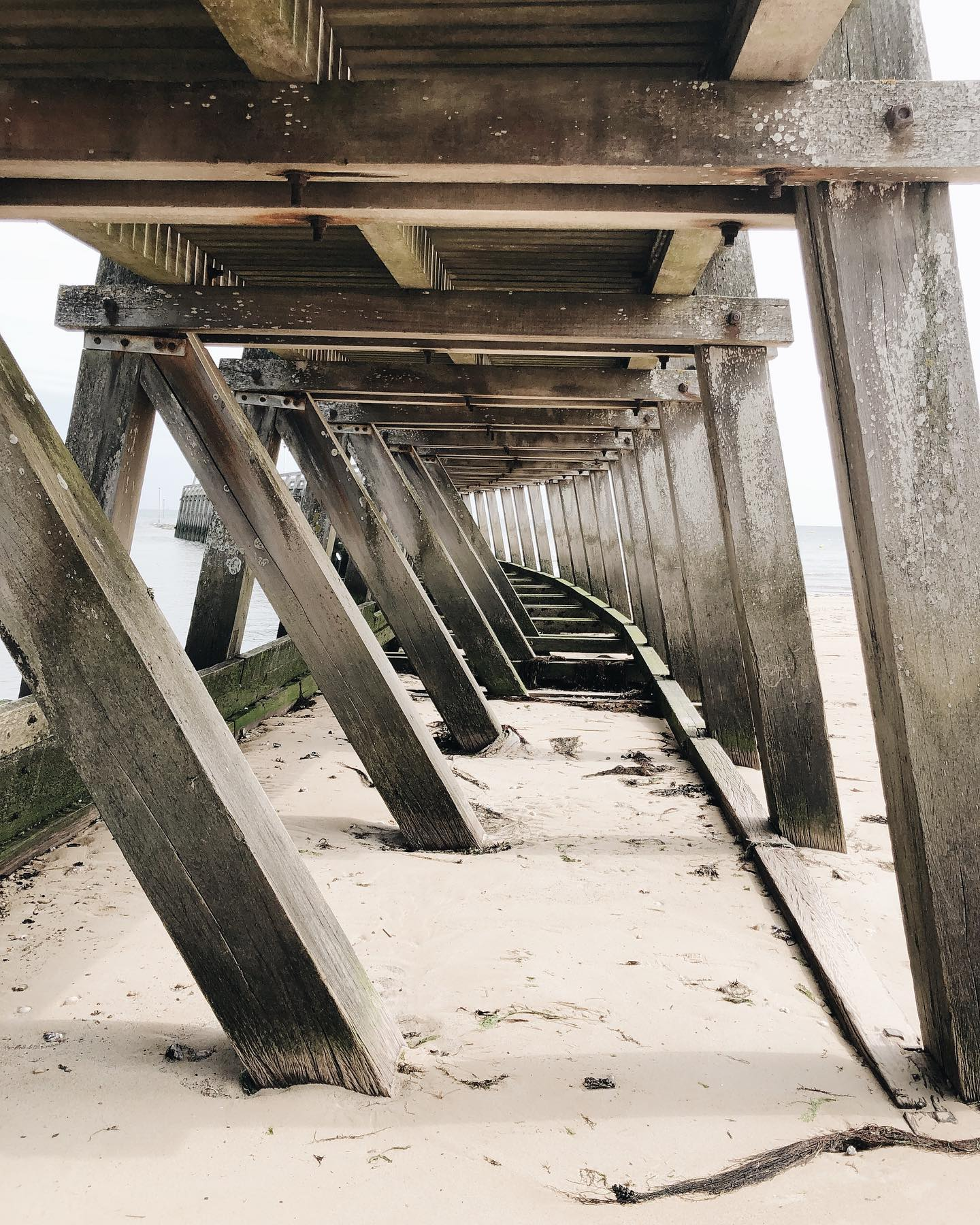 courseulles-sur-mer ponton