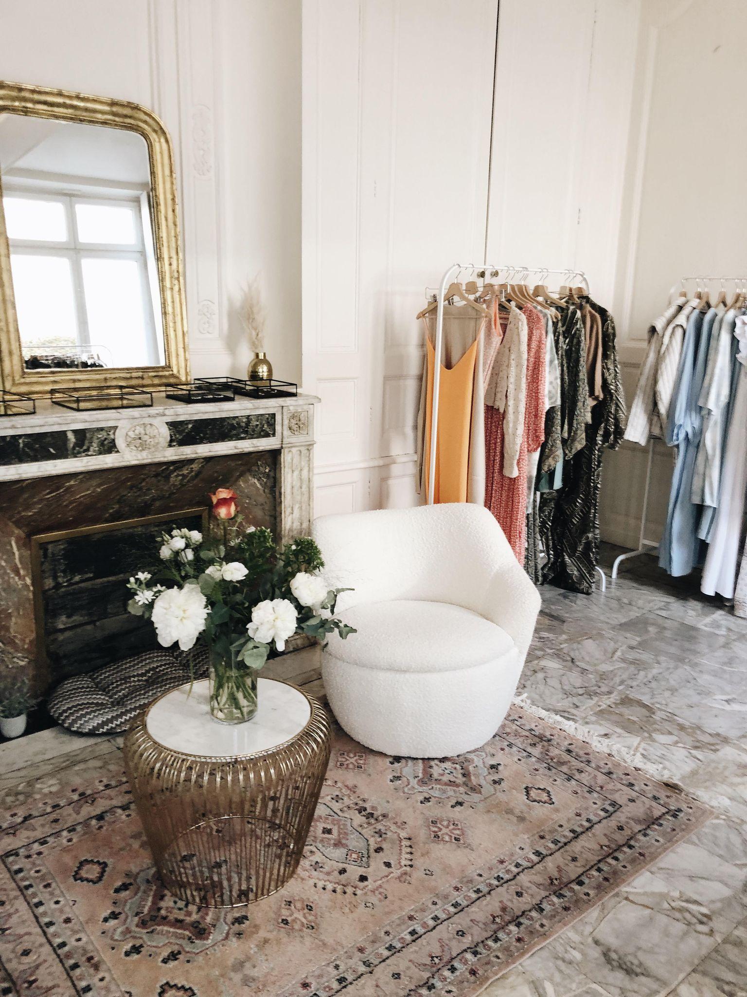 sabin your closet caen showroom