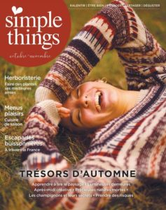 magazine simple things octobre novembre 2021