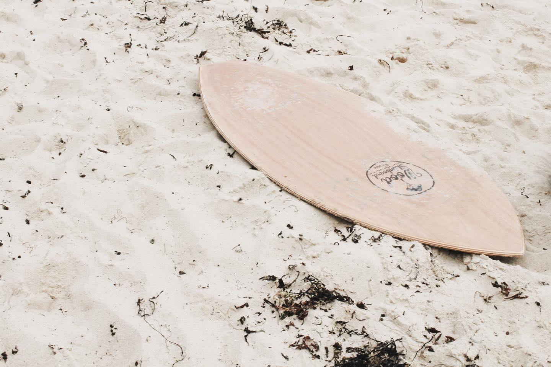 planche surf bois